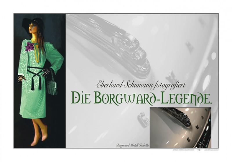 Borgward Posterpräsentationen