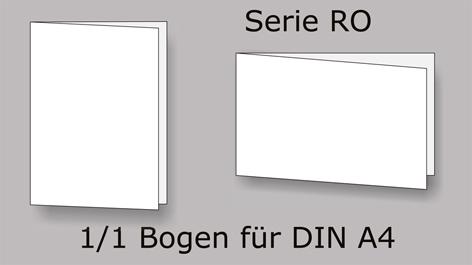 Serie RO 1/1 A4