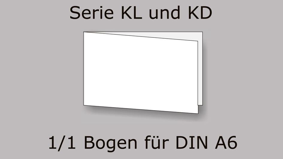 Serie KL, KD 1/1