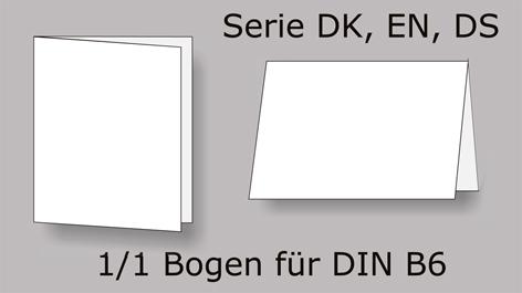 Serie DK, EN, DS 1/1 B6