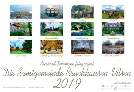 Kalender aus der Samtgemeinde Bruchhausen-Vilsen 2019